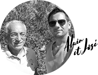 Alain & José